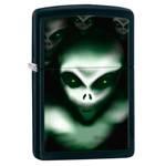Зажигалка Zippo 28863 Aliens Black Matte