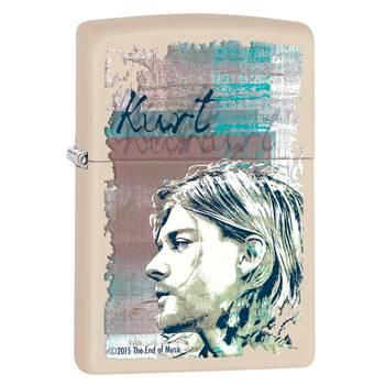 Зажигалка Zippo 29051 Kurt Cobain