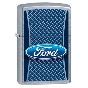 Зажигалка Zippo 29065 Ford Street Chrome