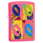 Зажигалка Zippo 29086 Neon Pink