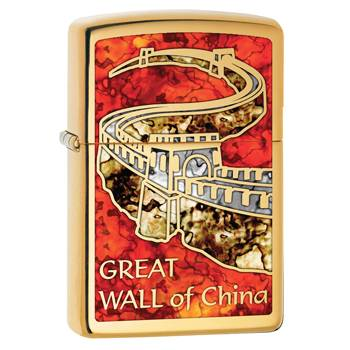 Зажигалка Zippo 29244 Great Wall Fusion