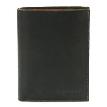 Портмоне Wenger W01-24BR Cloudy, коричневый, воловья кожа, 9,5 х 12 х 1 см