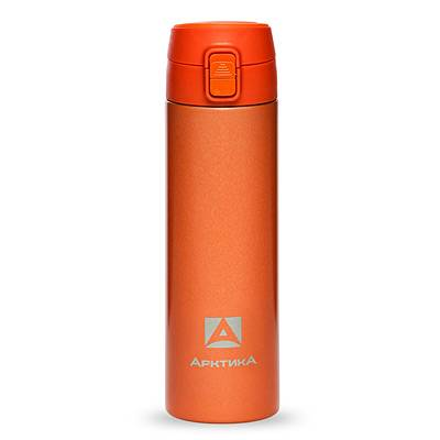 Термос-сититерм Арктика 705-500 оранжевый (500мл)