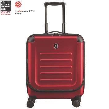 Чемодан Victorinox 31318103 Spectra™ Dual-Access 2.0, красный, поликарбонат Bayer, 41x24x55 см, 37 л