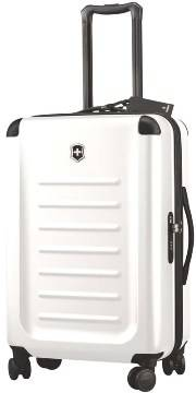 Чемодан Victorinox 31318402 Spectra™ Dual-Access 2.0, белый, поликарбонат Bayer, 44x26x68 см,54,1л