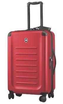 Чемодан Victorinox 31318403 Spectra™ Dual-Access 2.0, красный, поликарбонат Bayer, 44x26x68 см,54,1л