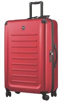 Чемодан Victorinox 31318603 Spectra™ Dual-Access 2.0, красный, поликарбонат Bayer, 55x27x82 см, 90 л