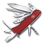 Нож Victorinox 0.8543 Hercules 111мм, красный