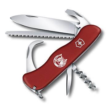 Нож Victorinox 0.8583 Equestrian 111мм, красный