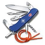 Нож Victorinox 0.8593.2W Skipper 111мм, синий