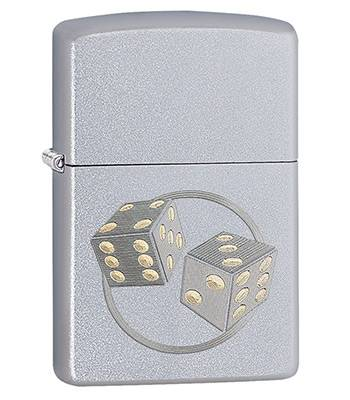 Зажигалка Zippo 29412 Satin Chrome