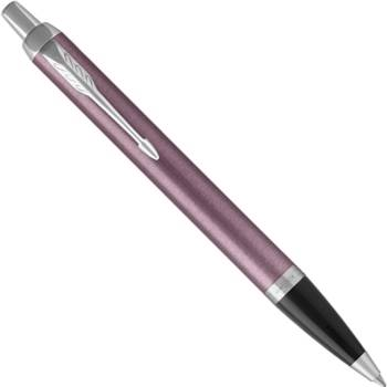 Parker IM Metal 2017 K321 Light Purple CT шарикова ручка1931634