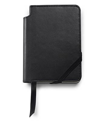 Записная книжка Cross AC281-1S Journal Classic Black, формат А6 (черная) 160 страниц
