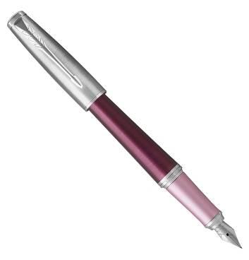Перьевая ручка Parker Urban Premium 2017 F310 Dark Purple CT 1931567