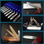 Нож Victorinox 1.3603 VDAY Spartan День Победы, офицерский, 91мм, красный