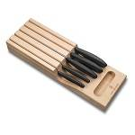Набор ножей Victorinox 6.7143.5 (5 кухонных ножей в подставке из бука)