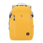 """Рюкзак Wenger 3555247416 жёлтый, с отделением для ноутбука 18,5"""",  31x20x47 см, 29 л"""