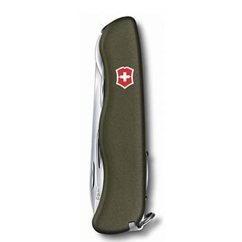 Нож Victorinox 0.8513.4 Outrider 111мм, зелёный