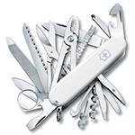 Нож Victorinox 1.6795.7 SwissСhamp, 91мм, белый