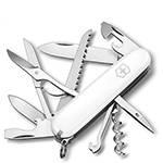 Нож Victorinox 1.3713.7 Huntsman офицерский, 91мм, белый