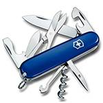 Нож Victorinox 1.3703.2 Climber офицерский, 91мм, синий