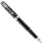 Перьевая ручка Parker Sonnet SE18 F541 Black CT 2054822