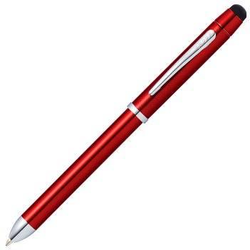 Многофункциональная ручка Cross Tech3+ AT0090-13 чёрн.ручка, красн ручка, стилус, карандаш