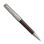 Parker Premier K567 Crimson Red RT шариковая ручка (1972065)