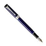 Перьевая ручка Parker Duofold F74 International Blue/Black CT (1947985)