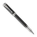 Ручка-роллер Parker Duofold T307 Prestige Black Chevron CT(1945416)