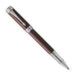 Ручка-роллер Parker Duofold T307 Prestige Burgundy Chevron CT(1945420)