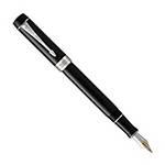 Перьевая ручка Parker Duofold F77 Centennial Black CT(1931365)