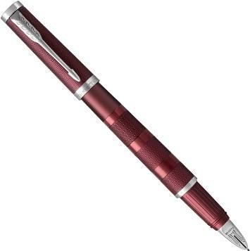Ручка-5й пишущий узел Parker Ingenuity Deluxe L F504 Deep Red PVD 1972233