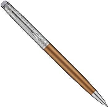 Шариковая ручка Waterman Hemisphere Luxe La Collection Privee Bronze Satine CT (1971620)