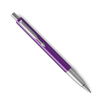 Parker Vector K01 Purple CT шариковая ручка (2025596)