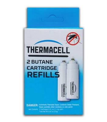 яНабор запасной ThermaCELL Butane-Twin Pack C2 (2 баллончика) 24 часа