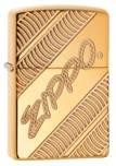 Зажигалка Zippo 29625 High Polish Brass