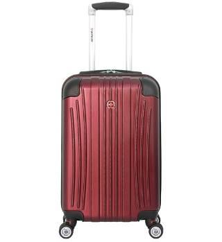 Чемодан Wenger 6171121154 Ridge бордовый, АБС-пластик, 34х25,5х54 см , 31л