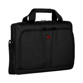 "Сумка Wenger 606461 для ноутбука 14"" черный, баллистический нейлон, 35х6х26 см, 5 л"