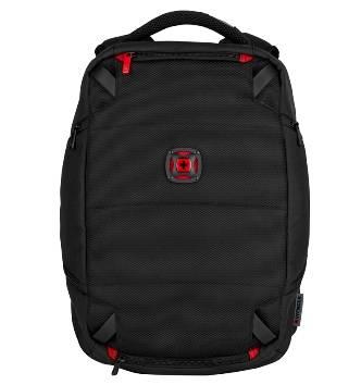 Рюкзак Wenger 606488 TechPack для фотокамеры, чёрный 31х18х44см, 12 л