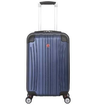 Чемодан Wenger 6171003156 Ridge синий, АБС-пластик, 34х24х54 см , 31л.