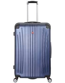 Чемодан Wenger 6171003177 Ridge синий, АБС-пластик, 49,5х30,5х75 см , 92л.