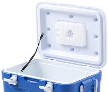 Ёмкость для воды (аккумулятор холода) для термобоксов и термосумок.