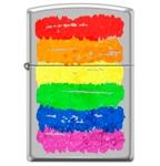 Зажигалка Zippo 205_rainbow Радуга