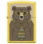 Зажигалка Zippo 24839_bear