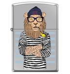 Зажигалка Zippo 250_lion