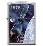 Зажигалка Zippo 250_Soyuz-Apollo