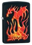 Зажигалка Zippo 29735 Flaming Dragon Design