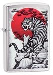 Зажигалка Zippo 29889 Asian Tiger