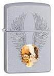 Зажигалка Zippo 49034 хрустальный череп Swarovski®